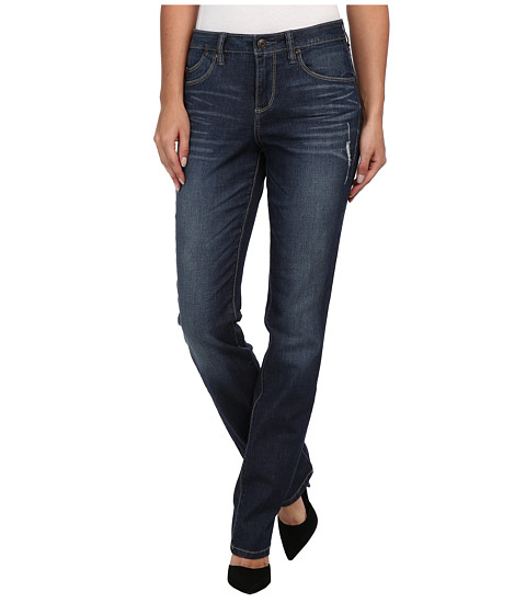 Jag Jeans - Danni Mid Straight in Beacon (Beacon) Women's Jeans