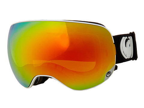 Dragon Alliance - X2 (Inverse/Red Ion/Yellow Blue Ion) Snow Goggles