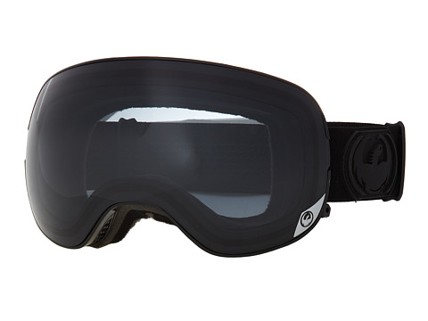 Dragon Alliance - X2 (Knightrider/Dark Smoke/Yellow Blue Ion/Rose) Snow Goggles