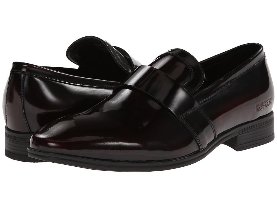 Kenneth Cole Reaction Min amilist Mens Shoes (Burgundy)