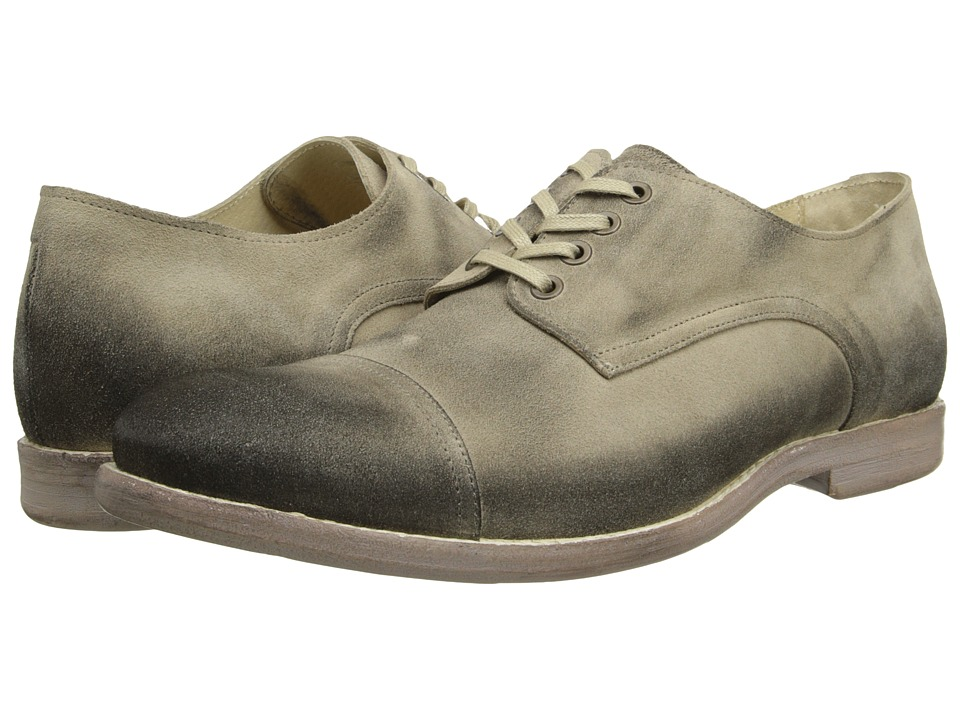 Kenneth Cole Reaction - Tongue Tied (Taupe) Men's Lace up casual Shoes