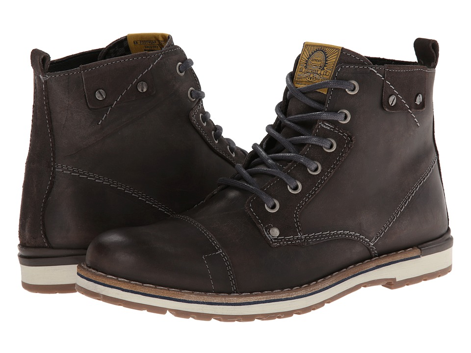 Type Z - Maltby (Grey Leather) Men
