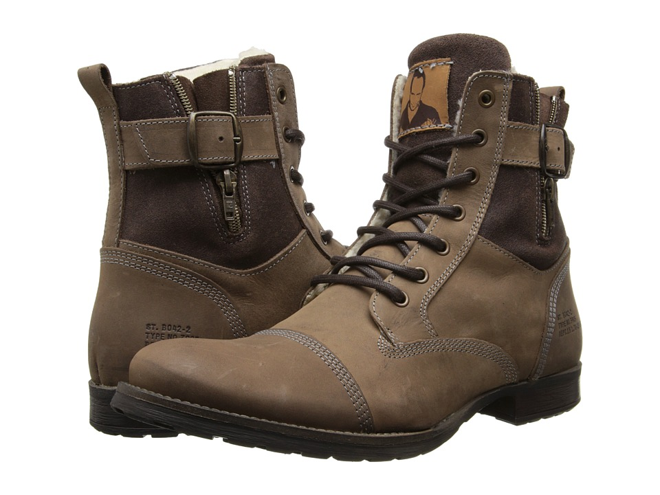 Type Z - Covington (Brown Leather) Men