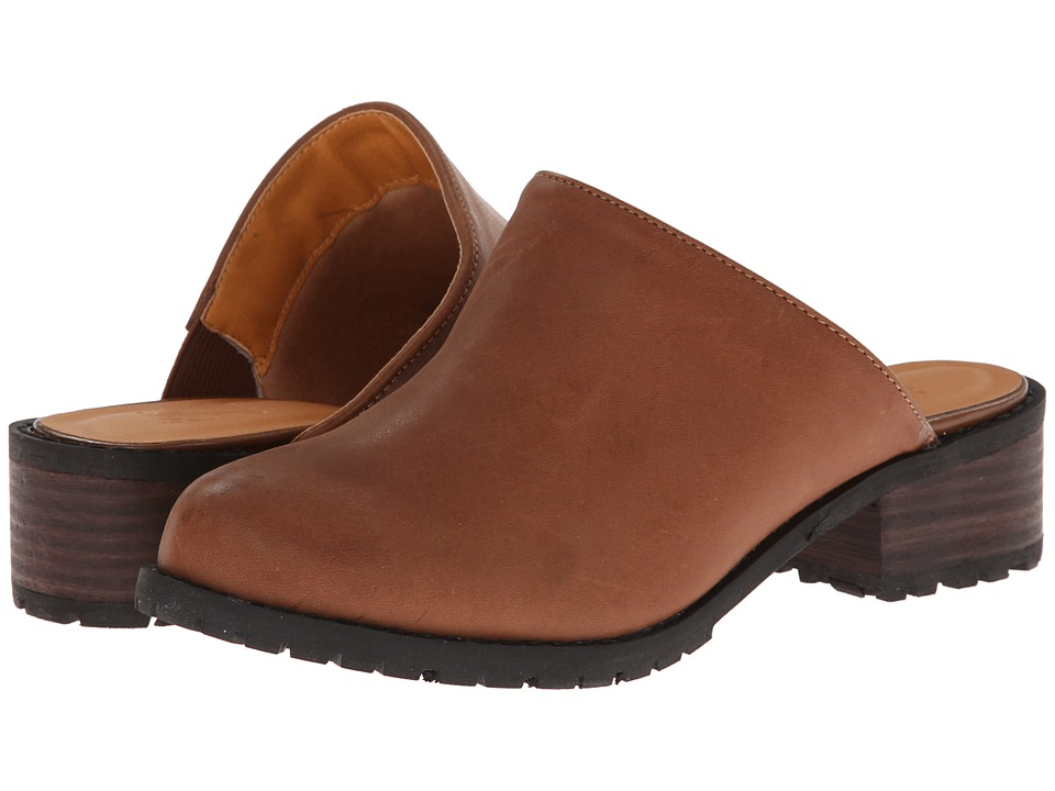 Type Z - Grise (Tan Leather) Women's Shoes