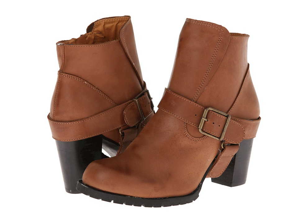 Type Z - Edword (Tan Leather) Women