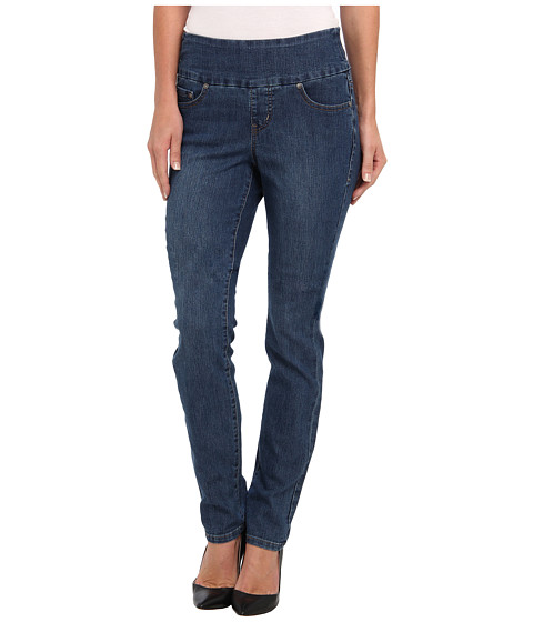 Jag Jeans - Malia Pull-On Slim in Blue Dive (Blue Dive) Women's Jeans