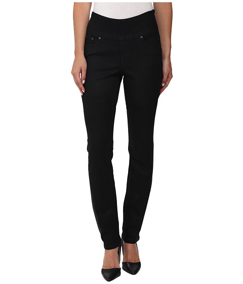 Jag Jeans - Malia Slim in Black Wax (Black Wax) Women