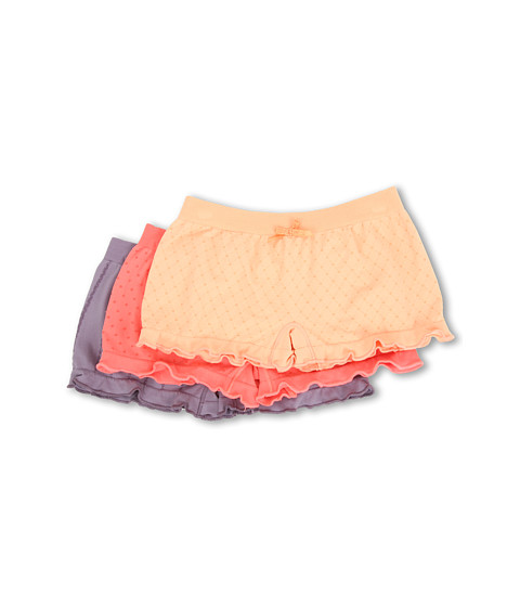 Free People - Seamless Dot Booty Shorts 3-Pack (Spring Combo) Women