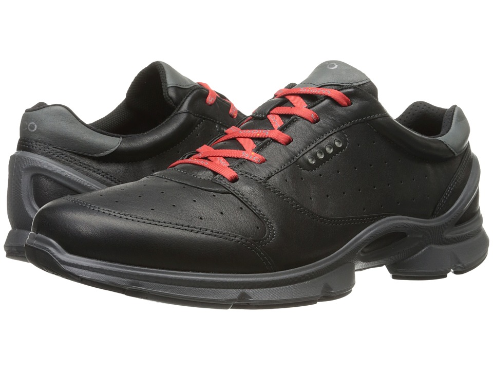 ECCO Sport - Biom Evo Trainer Sport (Black/Red Alert) Men