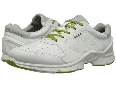 ECCO Sport - Biom Evo Trainer Sport (White/Concrete) Men