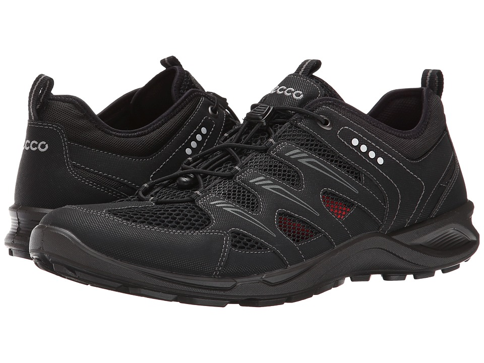 ECCO Sport - Terracruise Lite (Black/Black) Men's Running Shoes
