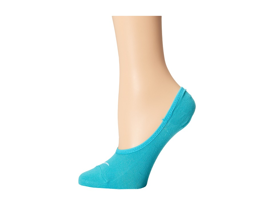 Nike - Studio Lightweight Footie (Dusty Cactus/White) Women's No Show Socks Shoes