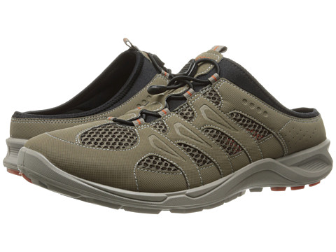 Ecco Performance - Terracruise Slide (Warm Grey/Warm Grey) Men