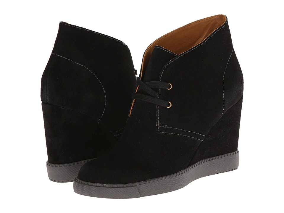 See by Chloe - SB23112 (Nero) Women's Lace-up Boots