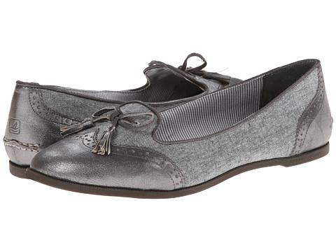 Sperry Top-Sider - Harper (Black/Pewter Oxford Cloth) Women