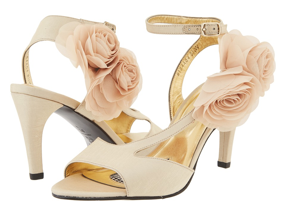 Ros Hommerson Sexy Womens Dress Sandals (Gold)
