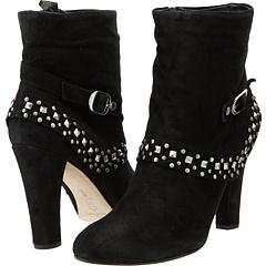 Ros Hommerson Starlite (Black Suede) Footwear