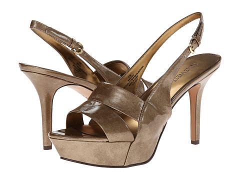 Nine West - Gosh (Taupe Synthetic) High Heels