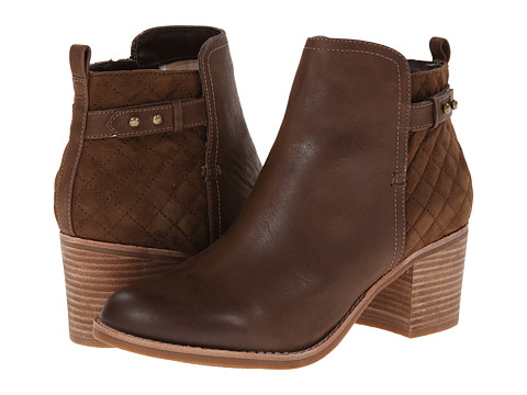 Sperry Top-Sider Ambrose (Dark Brown Quilted) Women's Boots