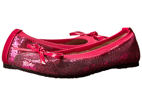 Amiana - 6-A0878 (Toddler/Little Kid/Big Kid) (Fuchsia Scale) Girl's Shoes