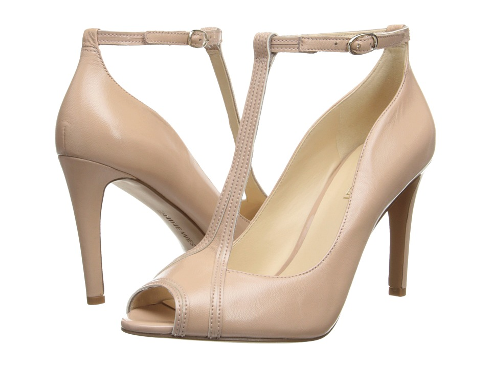 Nine West - Daydream (Natural/Natural Leather) High Heels