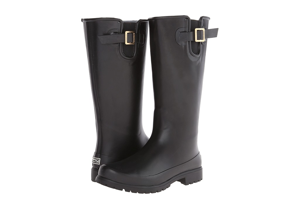 Sperry - Pelican III (Black) Women's Rain Boots