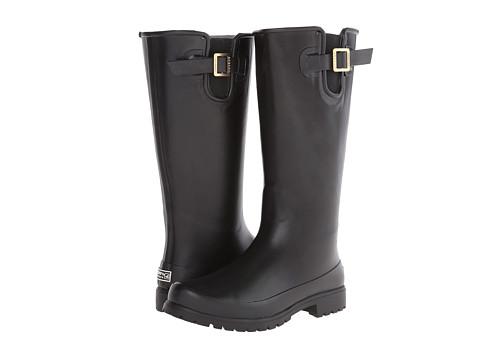 Sperry Top-Sider - Pelican III (Black) Women's Rain Boots