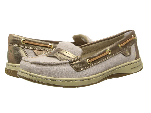 Sperry Top-Sider - Pennyfish (Linen/Bronze Oxford Cloth) Women