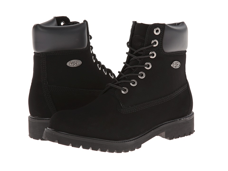 Lugz Convoy Wr (Black) Men