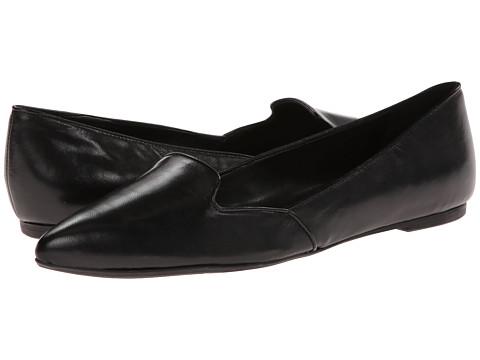 Nine West - Shindig (Black/Black Leather) Women