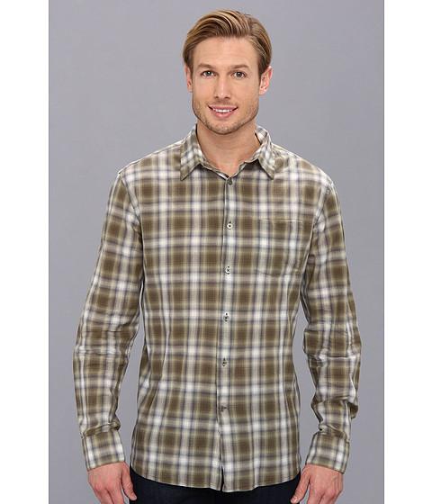 John Varvatos Star U.S.A. - Slim Fit Sport Shirt 49RJ (Oregano) Men's Long Sleeve Button Up