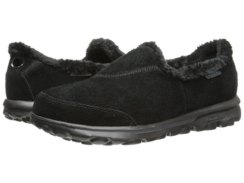 SKECHERS Performance - Go Walk (Black) Women