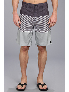 SALE! $18.99 - Save $31 on Rip Curl Right Stripe Boardwalk (Black) Apparel - 61.64% OFF $49.50