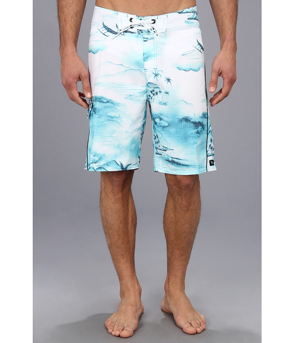 Rip Curl 9 Mile Boardshort Mens Swimwear (Blue)
