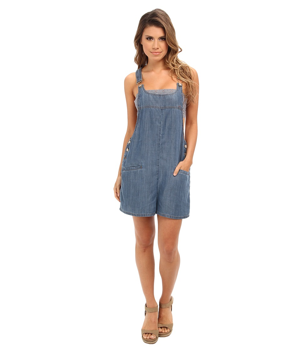 Dittos - Summer Romper (Tinted Light Enzyme) Women's Overalls One Piece