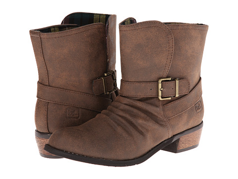 Dirty Laundry - Chickadee (Caramel) Women's Pull-on Boots