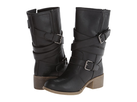 Dirty Laundry - Check It Out (Black) Women's Pull-on Boots
