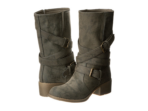 Dirty Laundry - Check It Out (Olive) Women's Pull-on Boots