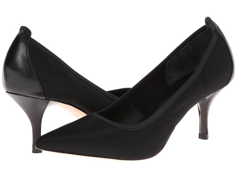 Donald J Pliner Emma 2 (Black Shimmer Chino) High Heels