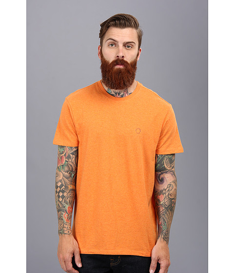 Ben Sherman - Short Sleeve Basic Crew Neck Tee (Vintage Oran) Men