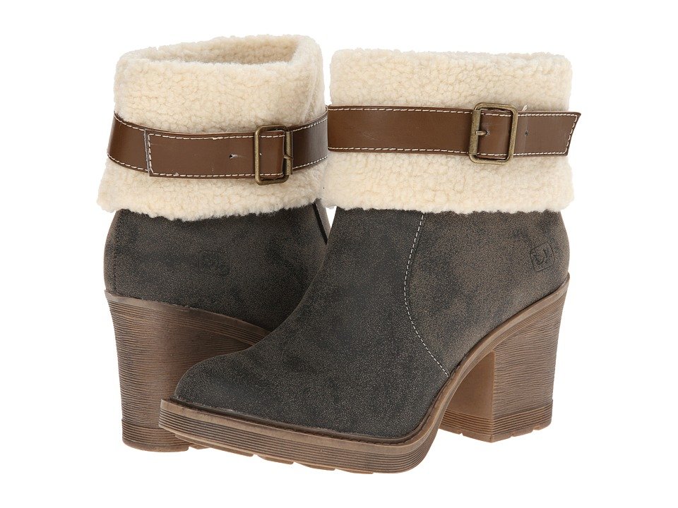 Dirty Laundry - Roll The Dice (Olive) Women's Pull-on Boots