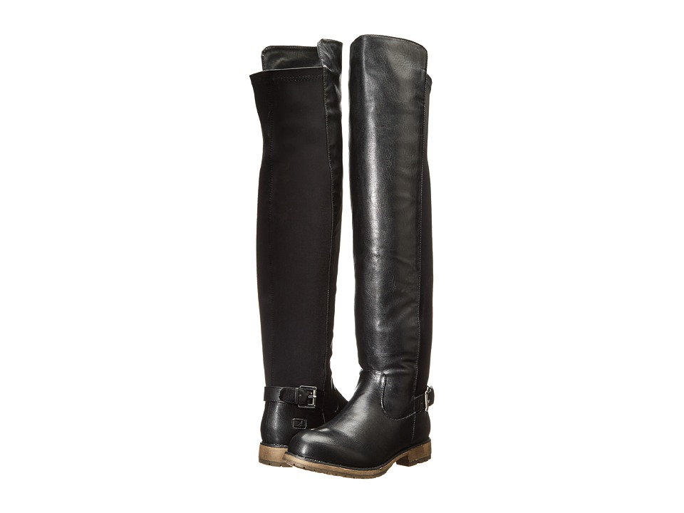 Dirty Laundry - Ready To Go (Black) Women's Pull-on Boots
