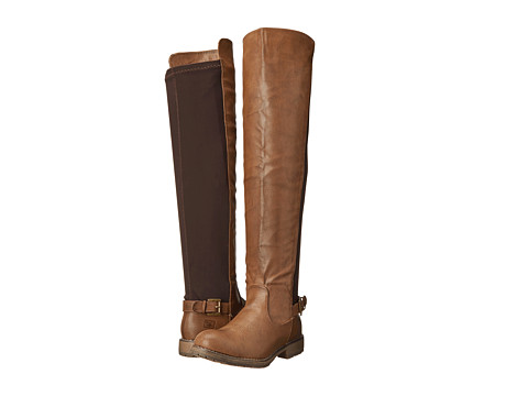 Dirty Laundry - Ready To Go (Tan) Women's Pull-on Boots