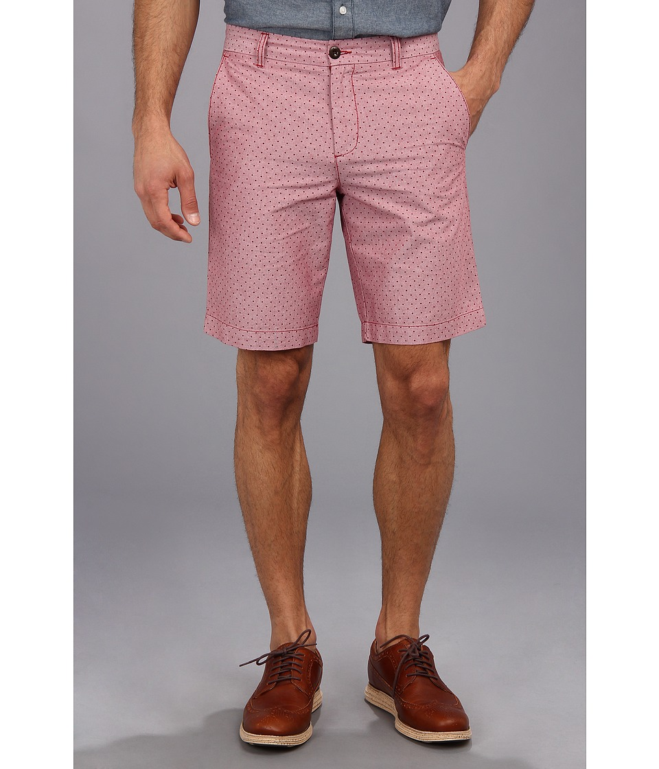 Ben Sherman - Printed Short (Dawn Red) Men's Shorts