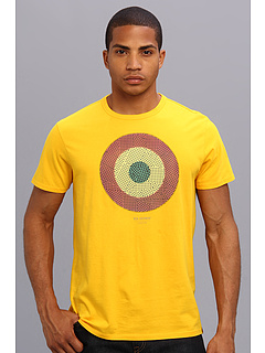 SALE! $15.99 - Save $24 on Ben Sherman Elevated Target Tee (Old Gold) Apparel - 60.03% OFF $40.00