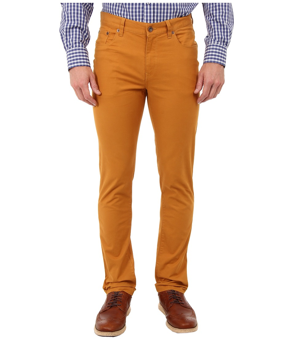 Ben Sherman - EC1 Five-Pocket Chino (New Gold) Men's Casual Pants