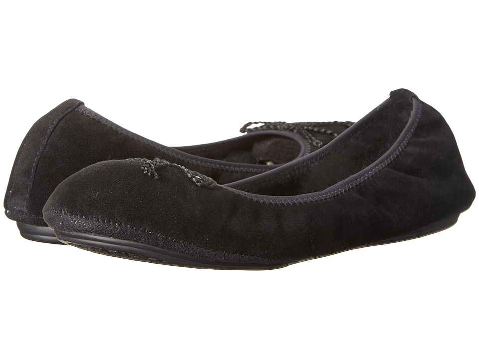 Hush Puppies Slippers Lilac (Black) Women