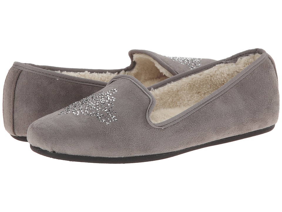 Hush Puppies Slippers - Carnation (Gray) Women's Slippers