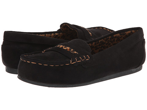 Hush Puppies Slippers - Mayflower (Black) Women