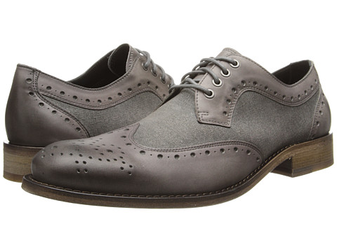 Kenneth Cole New York - Bear N Mind (Grey) Men's Shoes